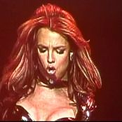 Britney Spears The Onyx Hotel Tour Live East Rutherford FanCam Video 221119 vob 00001