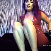 LatexBarbie Candy Apple Heels Stop Go JOI Video 011219 mp4