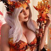 Jessica Nigri Autumn Fairy 005