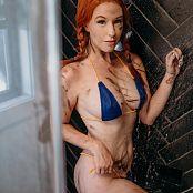 Meg Turney Micro Bikini Picture Set