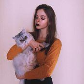 Eva Teen Model Instagram Pictures Pack
