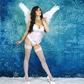 Angie Griffin Snow Angel Angie HD Video
