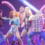Britney Spears Gimme More Live from Piece of Me 1080p 30fps H264 128kbit AAC Video 140719 mp4