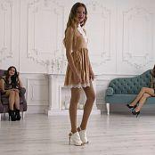 Brima Jessy Beige Dress Video 251219 avi