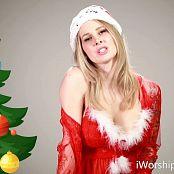 Goddess Amanda Christmas CumSlut Video 271219 mp4