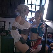 Jessica Nigri and Meg Turney Witcher Duo HD Video 291219 mp4