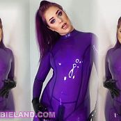 LatexBarbie Catsuit Mesmerize Video 291219 mp4