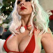 Darshelle Stevens Onlyfans Christmas 008