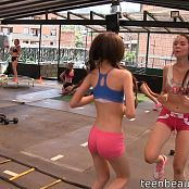 TeenBeautyFitness Gym Video 001 060120 mp4