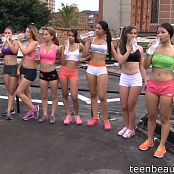 TeenBeautyFitness Gym Video 002 060120 mp4
