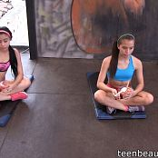 TeenBeautyFitness Gym Video 003 060120 mp4