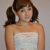 Silver Starlets Ariana Black Skirt Picture Set 001