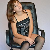 Silver Starlets Ariana Stockings Set 003 101
