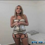 Courtney Cummz Silver Latex Ass Eat Dominatrix bp17 sd1 001 new 050120 avi