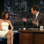 Selena Gomez 2009 06 16 Selena Gomez Late Night With Jimmy Fallon HD1080i Video 050120 mpg