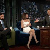 Selena Gomez Interview Late Night Jimmy Fallon 2009 HD Video