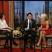 Selena Gomez 2009 10 02 Selena Gomez on Regis and Kelly Video 050120 mpg