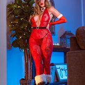 Darshelle Stevens Naughty Santa 002