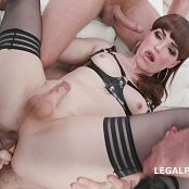 Natalie Mars Tripple Anal Piss Gangbang BTG001 4K UHD Video 170120 mp4