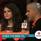Selena Gomez 2009 12 05 Selena Gomez Falling Down Naturally Teleton in Mexico HD 1080i Video 050120 ts
