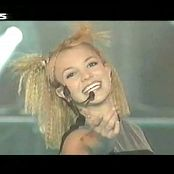 Britney Spears Crazy Live Si On Chantait France Upscale 1080p Video