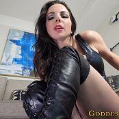 Goddess Alexandra Snow Lick For Kicks HD Video