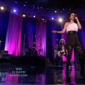 Selena Gomez 2009 12 11 Selena Gomez Naturally 12 11 09 Ellen DeGeneres Show HDTV 1080i Video 050120 mpg