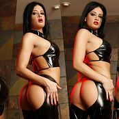 XXXCollections Wallpapers Pack Part 19 Tory Lane Black Latex 4K UHD Wallpaper