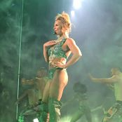 Britney Spears Toxic Live POM 2016 HD Video