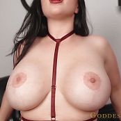 Goddess Alexandra Snow Blackmailed By My Bare Breasts HD Video