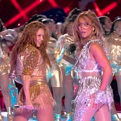 Shakira & Jennifer Lopez Live NFL Super Bowl 2020 HD Video