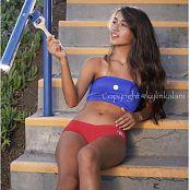 Kylin Kalani Booty Shorts 012