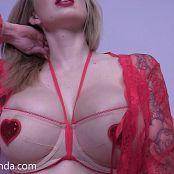 Goddess Amanda Under My Spell HD Video
