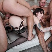 Lena Kelly Tripple Anal Gangbang BTG005 Picture Set & 4K UHD & HD Video