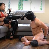 AstroDomina Contract Foot Slave HD Video