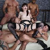Natalie Mars Double Anal Gangbang BTG010 Picture Set & 4K UHD & HD Video