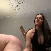 Goddess Alexandra Snow Viciously Fucked On The Steel Bench HD Video