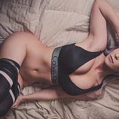 Danielle Beaulieu Calvin Klein Picture Set