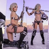 XXXCollections Wallpapers Pack Part 31 Jessica Nigri Mandalorian Busty Slut 4K UHD Wallpaper