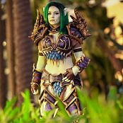 Danielle Beaulieu Orc Cosplay Picture Set