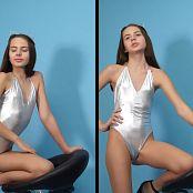 Fashion Land Mia Silver Swimsuit 4K UHD Video N004 120320 mp4