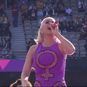 Katy Perry Medley Live ICC Womens T20 World Cup HD Video
