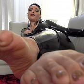 Mistress Ezada Sinn My feet never lose your cock will Video 110320 mp4