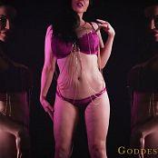 Goddess Alexandra Snow Down The Goon Hole HD Video