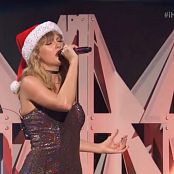 Taylor Swift Christmas Tree Farm Live at the Z100 iHeartRadio Jingle Bell Ball 2019 Video 120320 mp4
