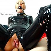 Daynia Perverse hardcore training for submissive latex Ficksau Video 220320 mp4