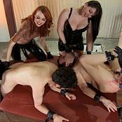 Alexandra Snow Kendra James & Lexi Sindel Strap On Gang Bang HD Video