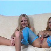 Kat and Hillary Scott Bros and Blondes 3 BTS Untouched DVDSource TCRips 070320 mkv