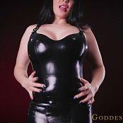 Goddess Alexandra Snow Latex Lush HD Video