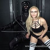 Mandy Marx Restrained & Malleable HD Video